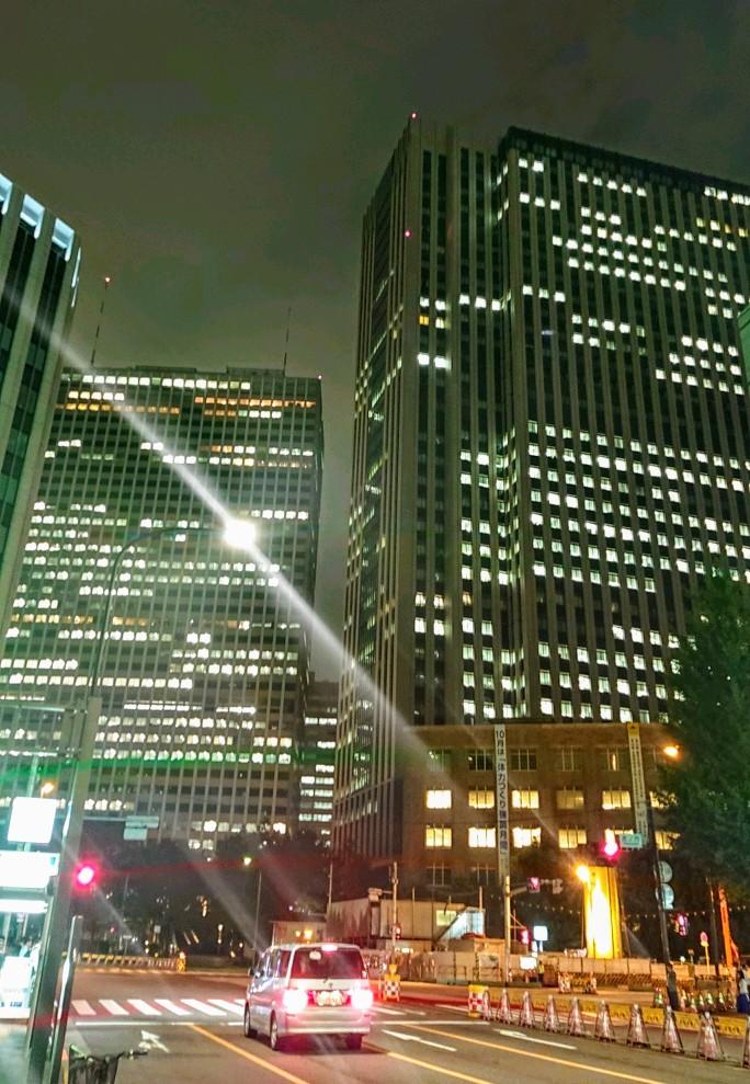霞ヶ関夜景