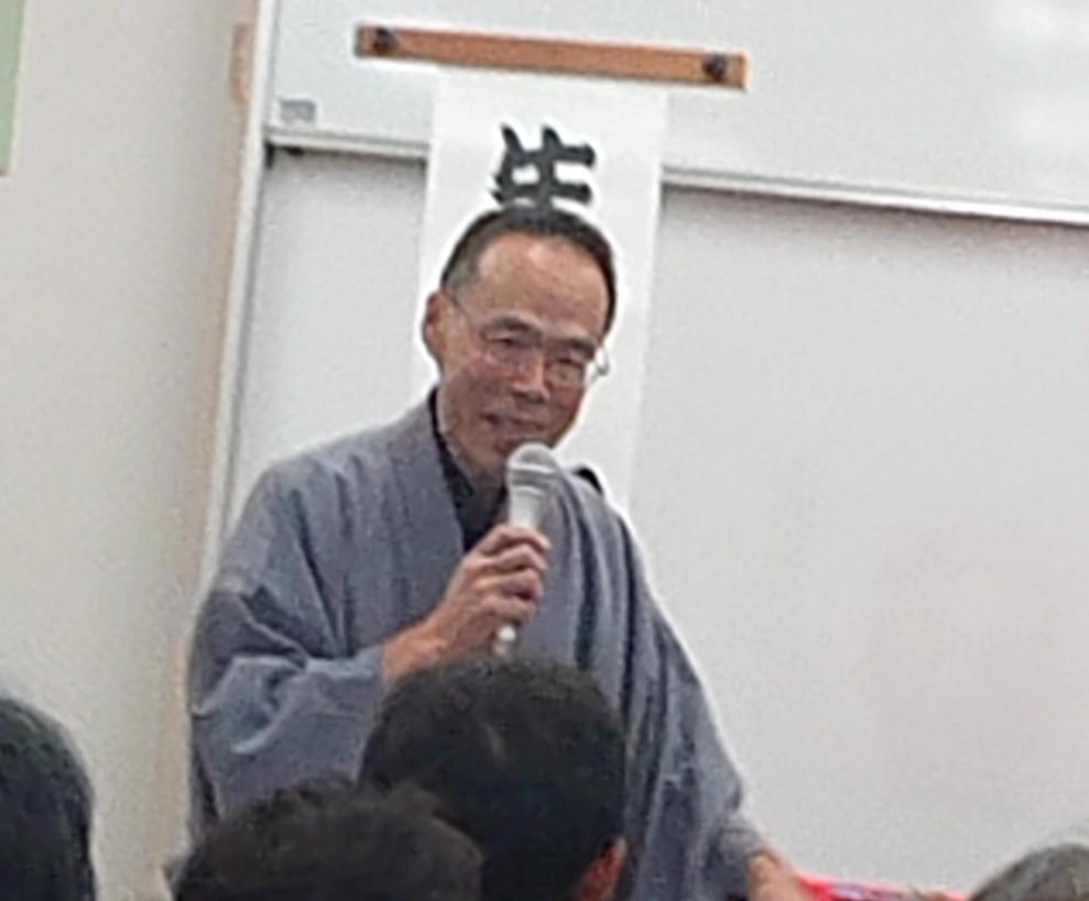 牛久亭発表会開演