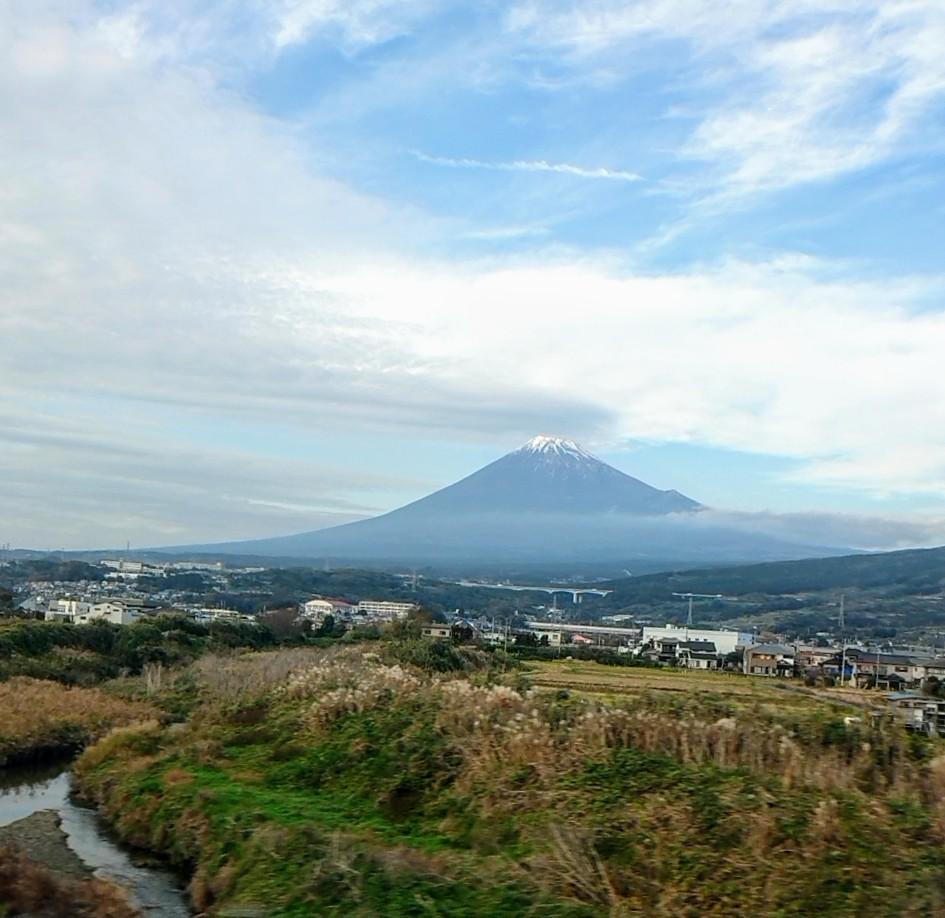 吉原から富士