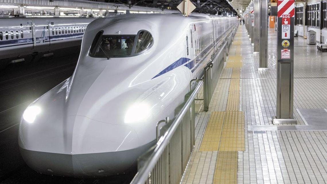 新幹線「N700S」
