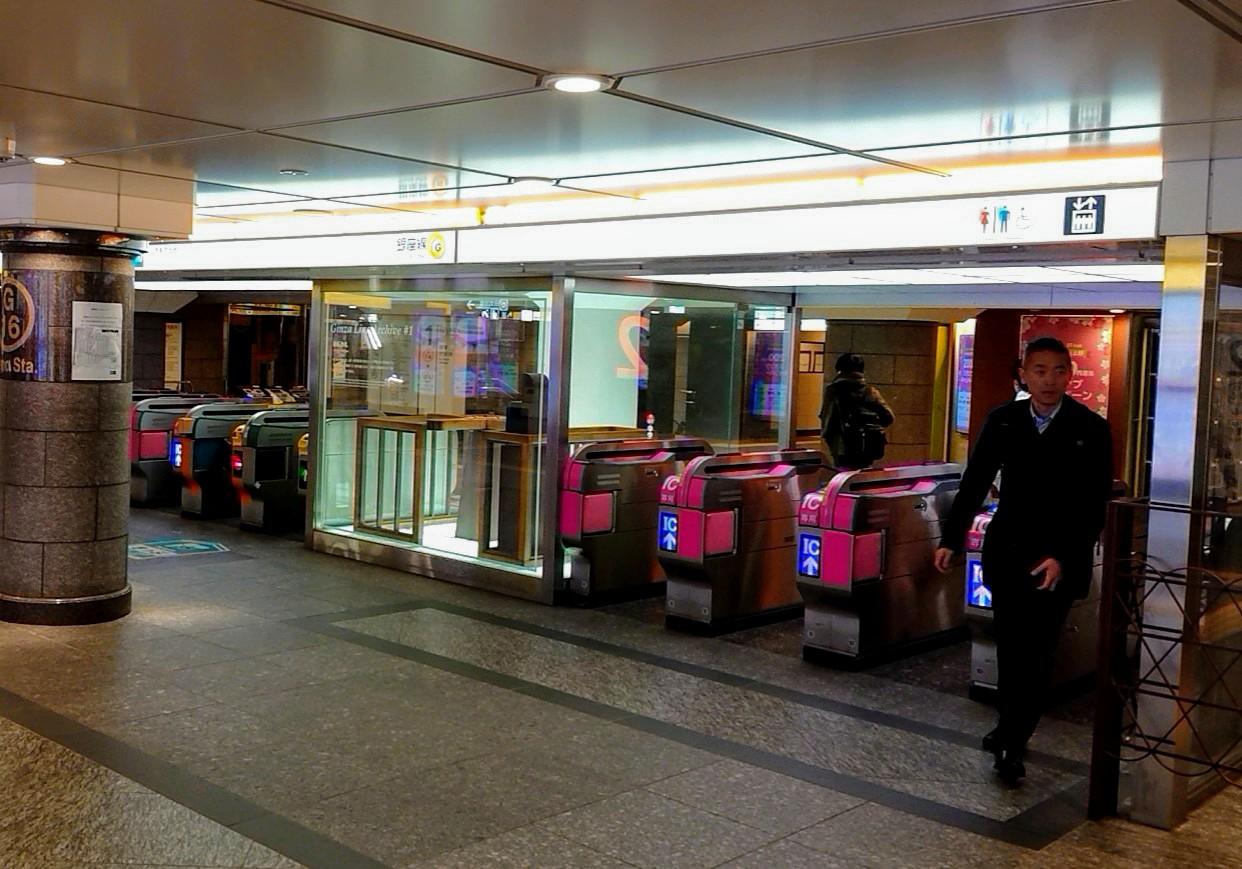 上野駅点描